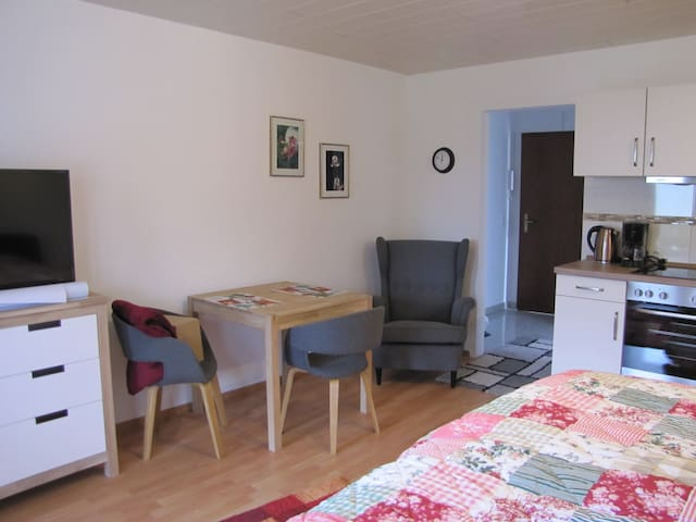 Haus Deichläufer Wohnung Möwenblick Nr. 1 - Warwerort - Semesterboende