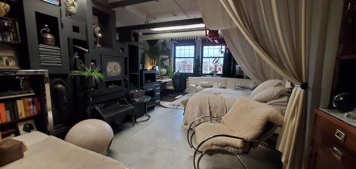 Amazing one of a kind loft in Mott Haven