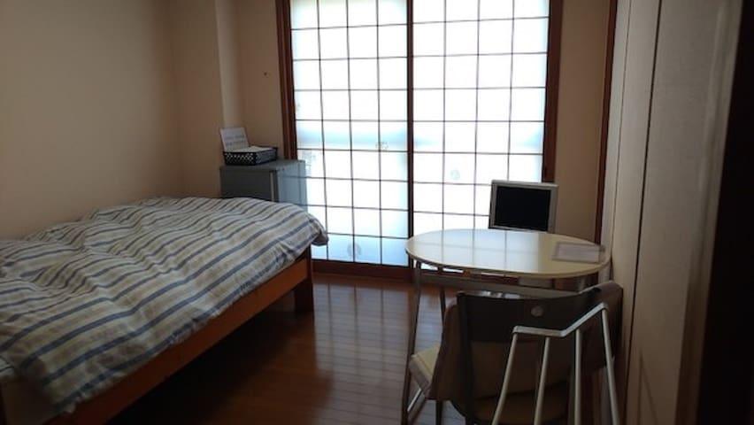 Umi no Oyado Western style Single Room No meals