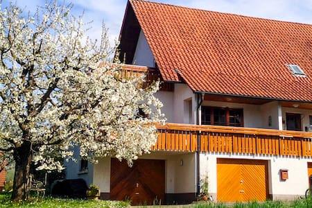 Gemütliche Ferienwohnung im Weinort Durbach - Appartement