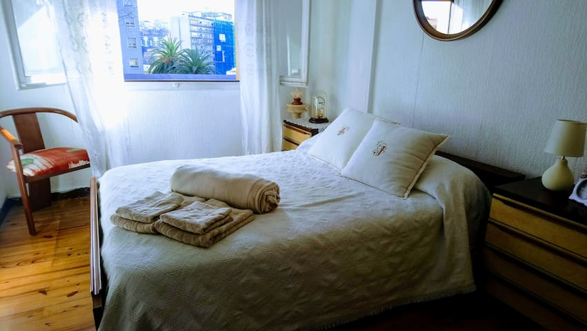 Habitación para el buen descanso!