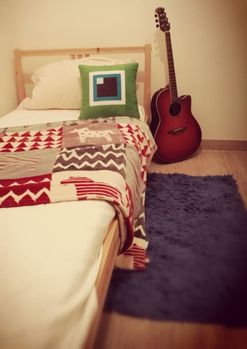 Bed - Single 100*200 cm