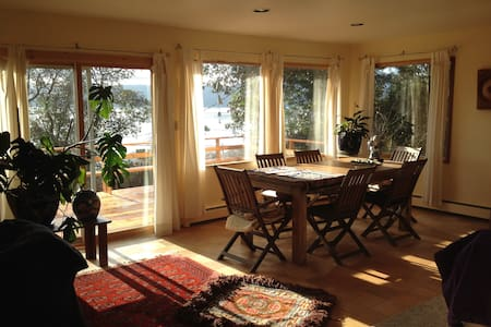 Lovely Discovery Bay View 4 guest - Port Townsend - House