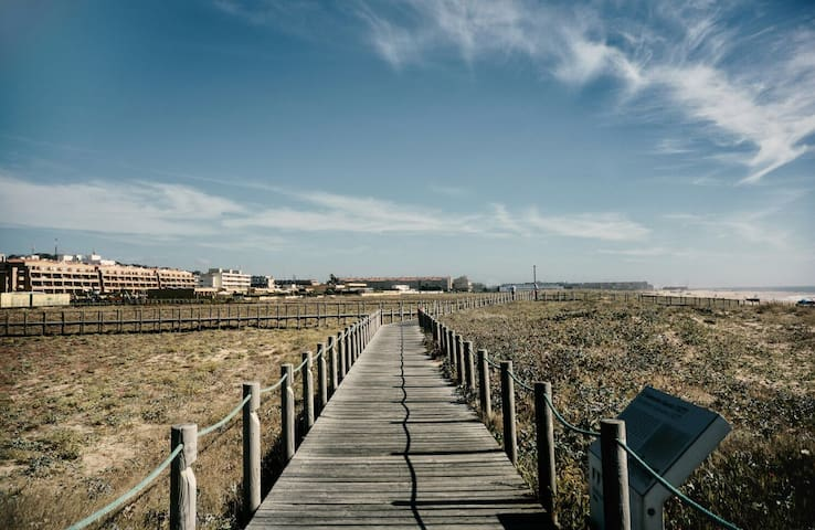 Apartment Beach Lavra Porto - Lavra - Daire