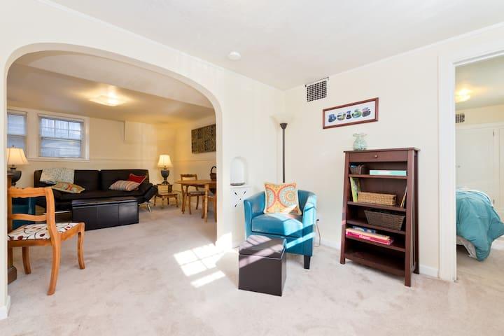 Eighth St. Apartment - Boise - Byt