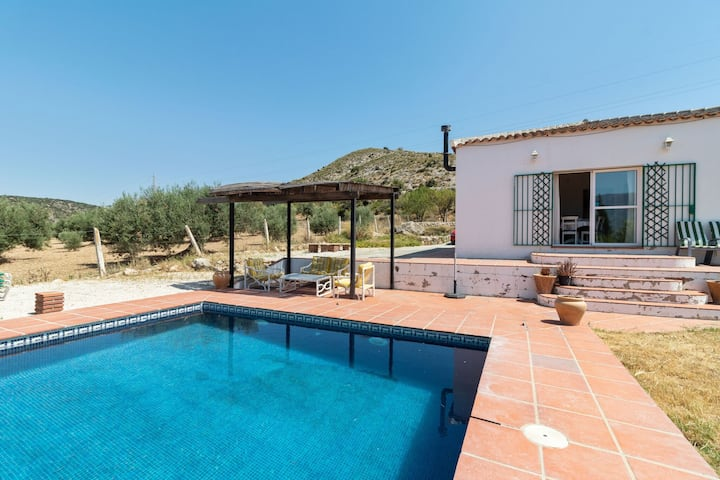 Serene Villa in Coín with Private Swimming Pool