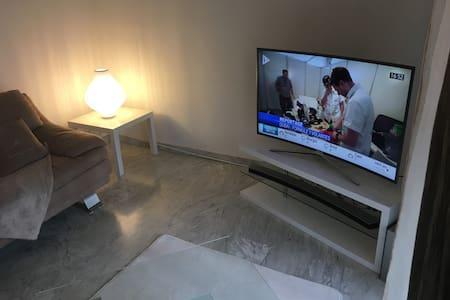 Room in Modern apartment ⭐️⭐️⭐️⭐️⭐️ - Nice - Leilighet