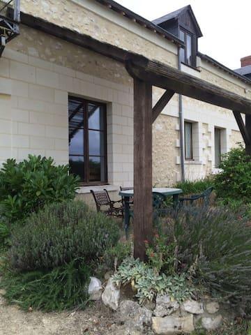 La Roultière - Terrasse