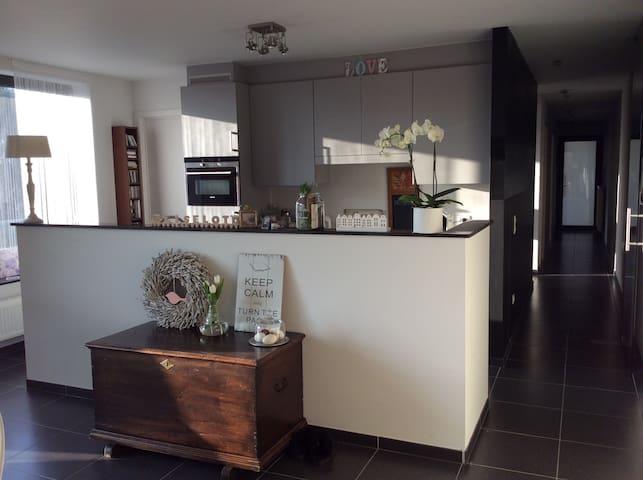 Rustig gelegen appartement Lotje - Genk - Appartamento