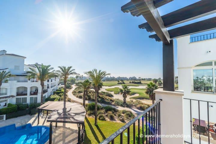 Abedejo, Le Torre Golf Resort, Spain
