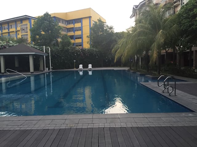 Pasig new 1 bedroom fully furnished unit. - Pasig - Huoneisto