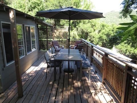 Quail's Gate River Cabin