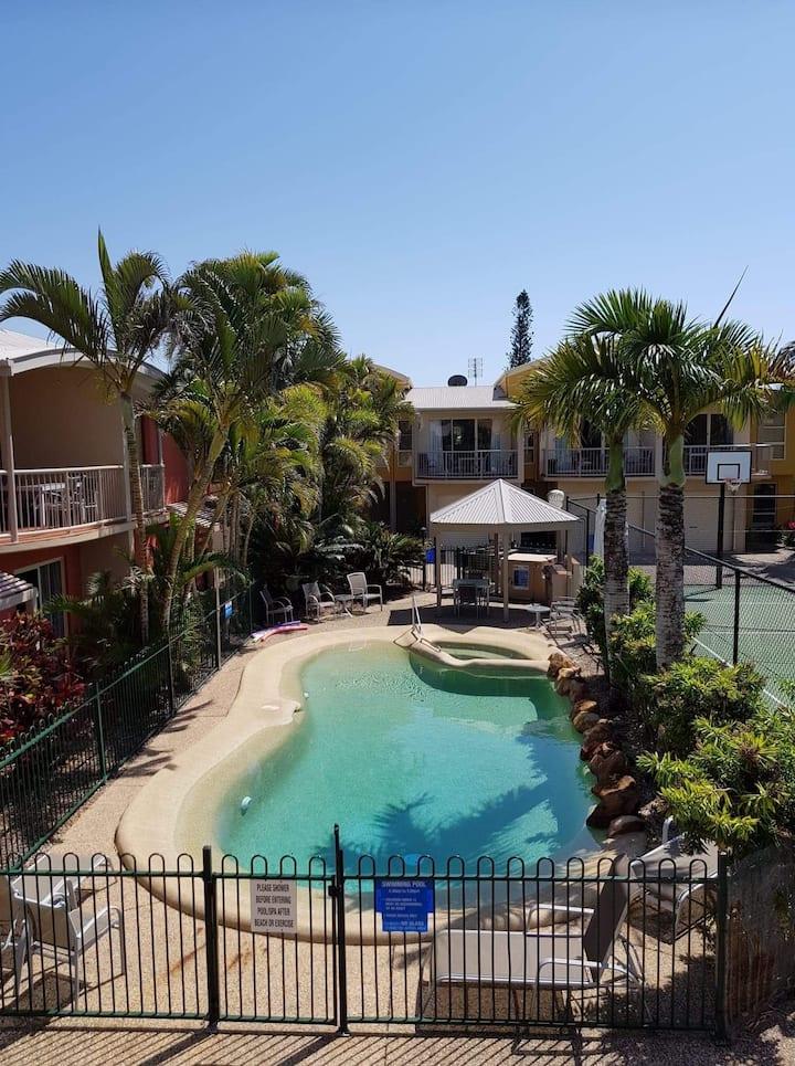 3 Bedroom Apartment - Private balcony