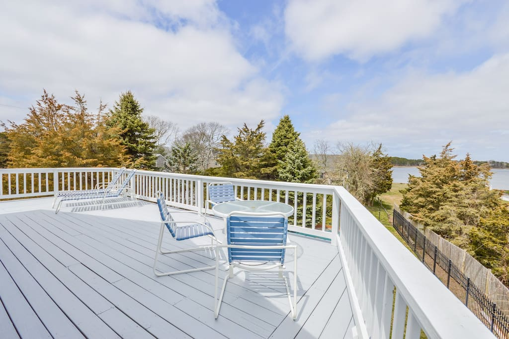 Welcome to West Dennis! Your rental is professionally managed by TurnKey Vacation Rentals.