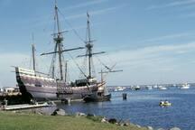 Mayflower Museum