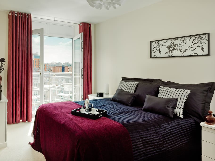 We have a number of apartments in Meridian, and the photos here are an example of the standard, and furnishings.