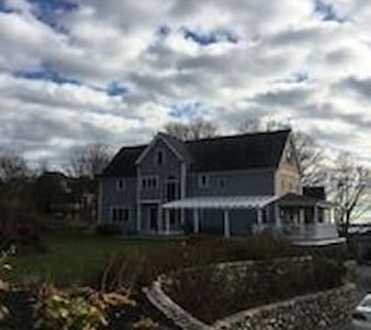 Spectacular 3 bedroom house with water views. - Hull - Ház