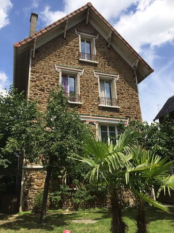 BEAUTIFUL HOUSE NEAR PARIS - Les Pavillons-sous-Bois - บ้าน
