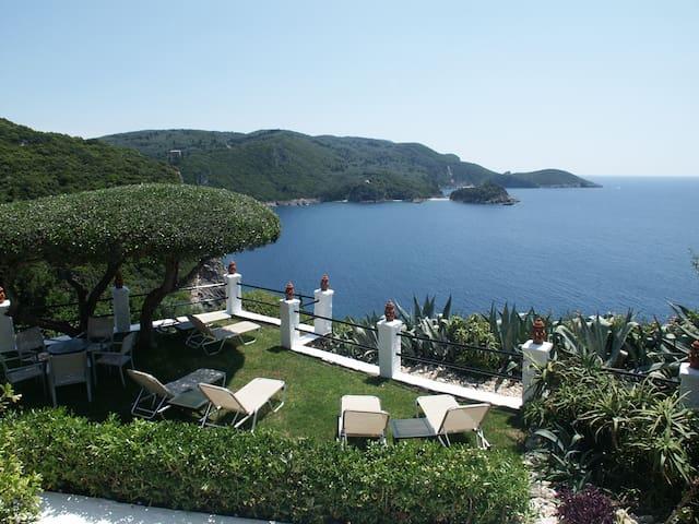 Elysium Apartments Corfu - Studio 1 Sea View