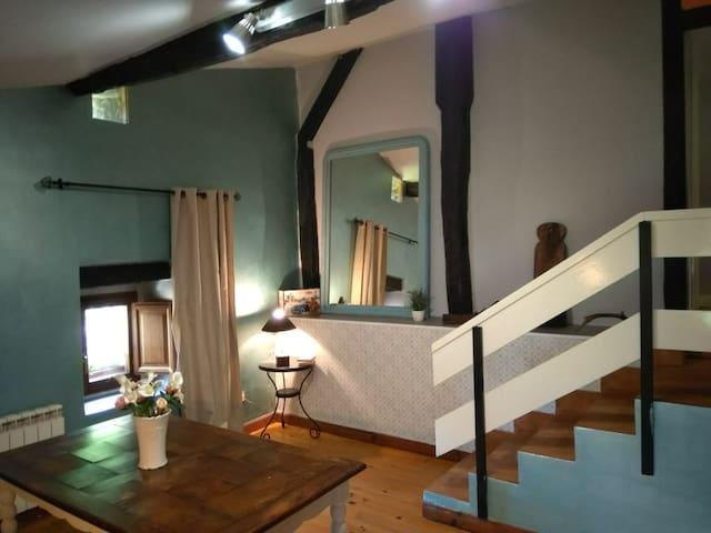 Precioso caserío a 20 mn del centro de Bilbao