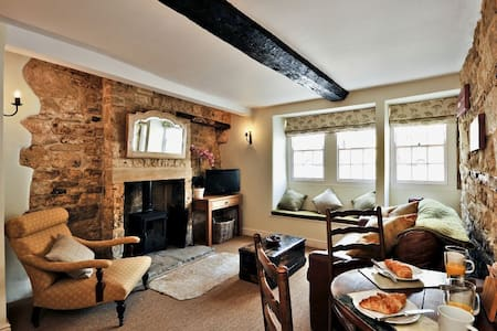 Thornton - Cosy retreat with log burner - Chipping Campden