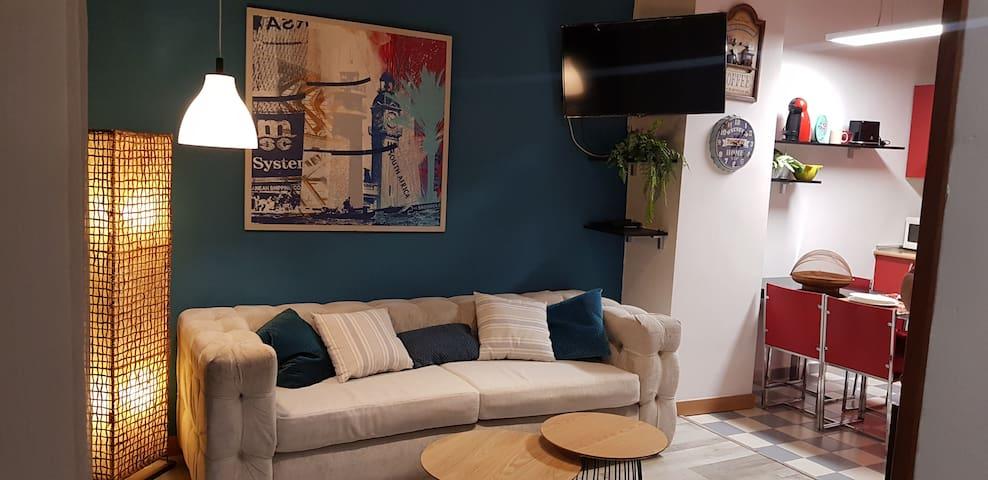 Acogedor Apartamento en Centro Histórico de Ibi