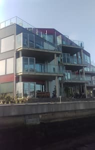 Appartment by the sea - Ølen - Byt