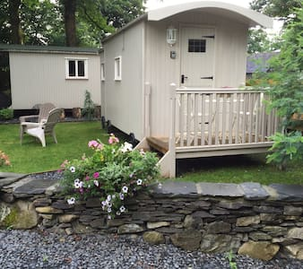Woodman's Huts - sleeps 4 - Haverthwaite - Skur
