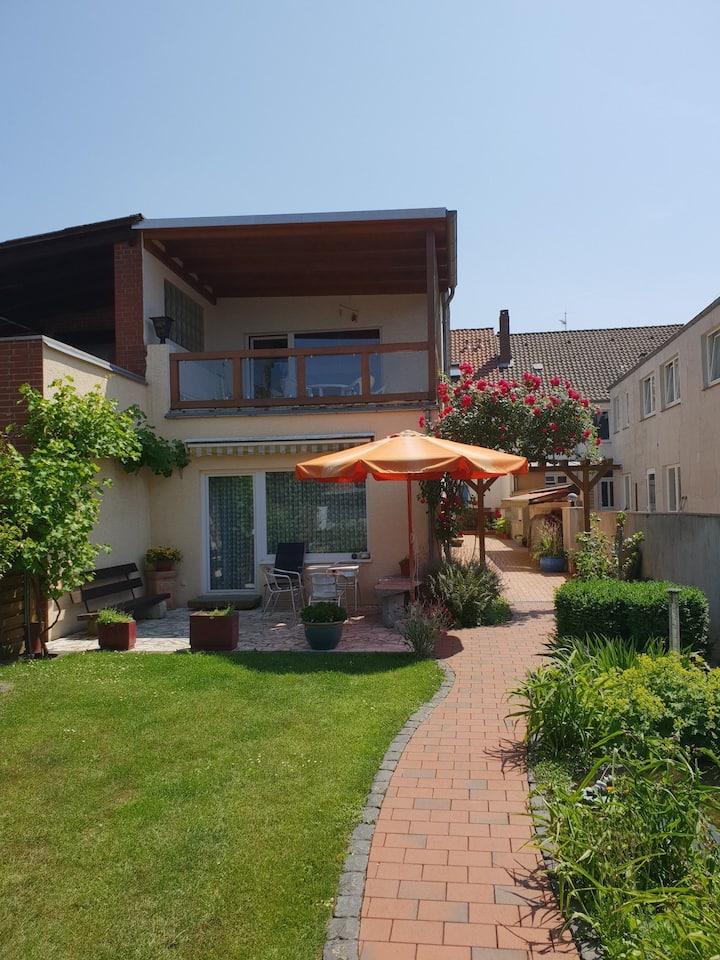 Gemütliches Apartment mit Terrasse