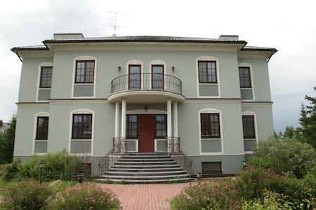 Великолепный дом для торжества - Hus
