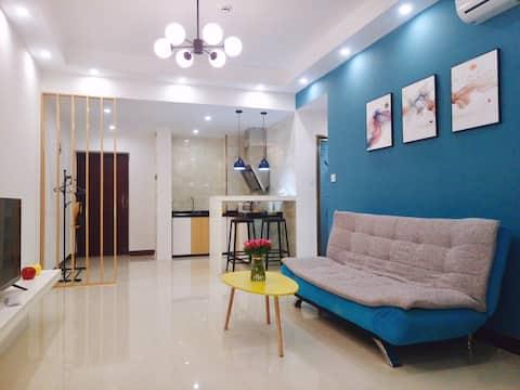 繁华核心商业区轻奢公寓