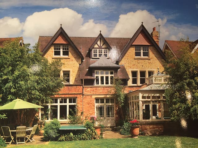 Magnificent large city family house - Oxford - Hus