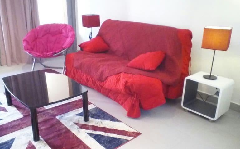 Studio de charme - L'Île-Rousse - Apartemen