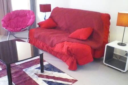 Studio de charme - L'Île-Rousse - Apartment
