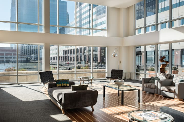 Dharma | Jersey City | Quality 2BR + City Views