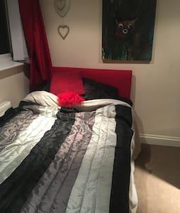 Spacious comfy house single room - Saint Albans