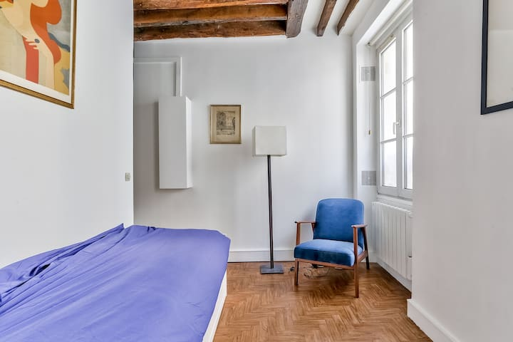 Cosy studio close to the Jardin du Luxembourg