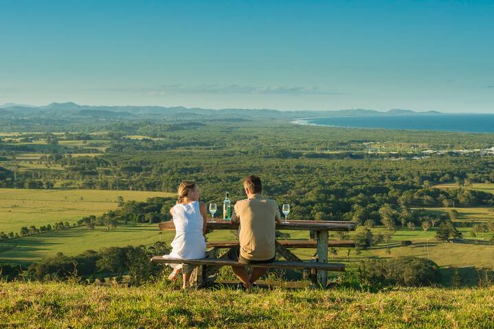 Byron Bay Farm Cottages... simply stunning!