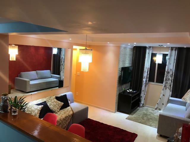 Quarto privado em Apt confortável - Osasco - Apartment