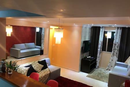 Quarto privado em Apt confortável - Osasco - อพาร์ทเมนท์