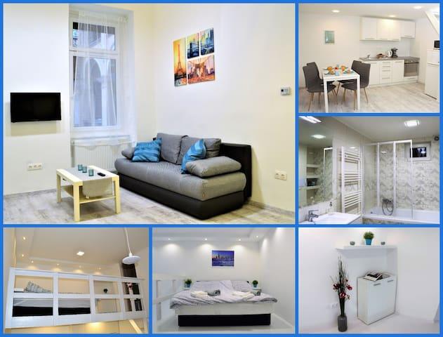 StayWell Budapest - lovely new apartment @ Oktogon