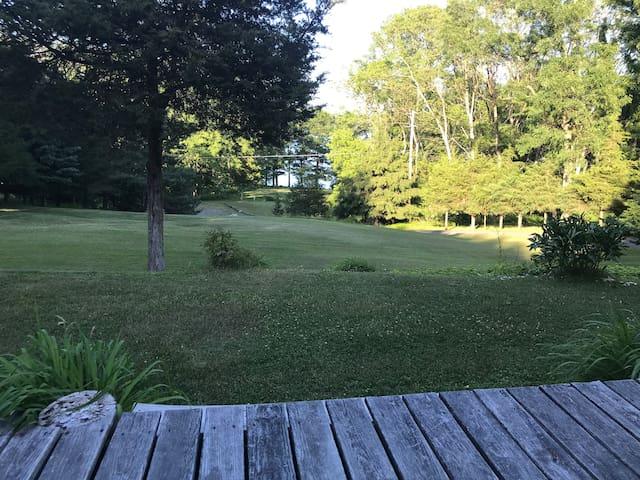 Severne on Seneca Lakehouse