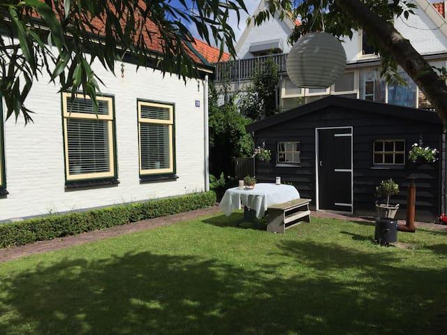 Sfeervol verblijf naast de molen - Oudeschild - Casa