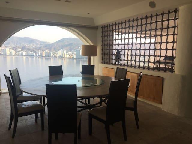 Acapulco amplio Apartamento Piso 7o. De SuperLujo