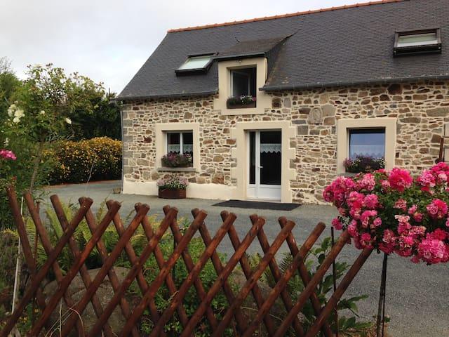 La porcherie, maison avec jardin - Plélo - Casa