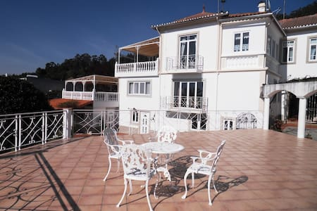 Holiday Mansion in Portugal - Apt 1 - Branca , Albergaria-A-Velha