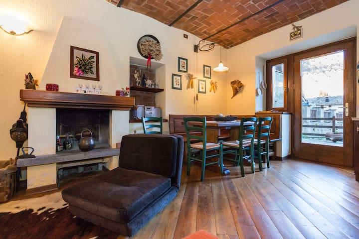 Apartment, Pre Saint Didier - Pre' Saint Didier - Rumah