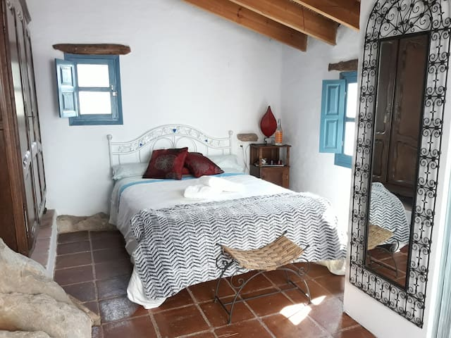B&B Casa Andalouse-Andalouse - Comares - Bed & Breakfast
