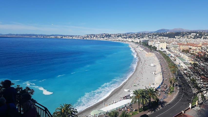 Appartement sympathique au port de Nice