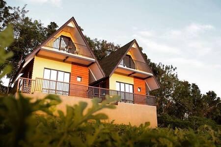 Calm & Cozy Villas in Farm Breeze
